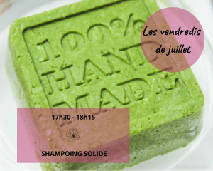 Fabrique ton «shampoing solide» - EthiCS