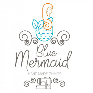 Logo Blue Mermaid