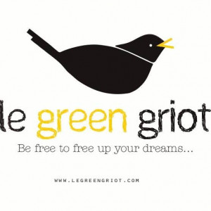 Logo Le Green Griot