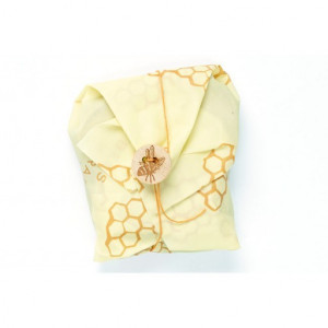 Bee's Wrap sandwich : Couleur - naturel