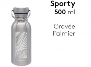 Gourde sporty Gaspajoe - 500 ml