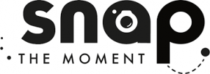 Logo Snap the moment