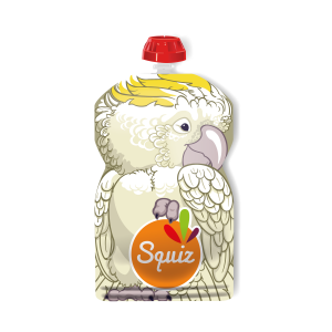 Gourde Cacatoes Squiz - Collection Australie