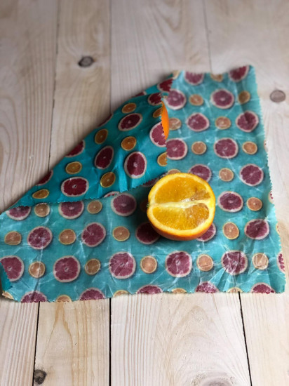 Wrap alimentaire